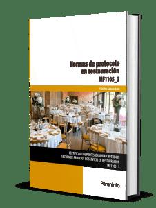 Normas de protocolo en restauración Cristina Cabero Soto