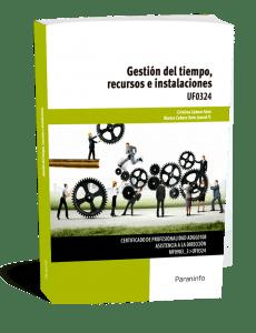 Gestión del tiempo, recursos e instalaciones Cristina Cabero Soto