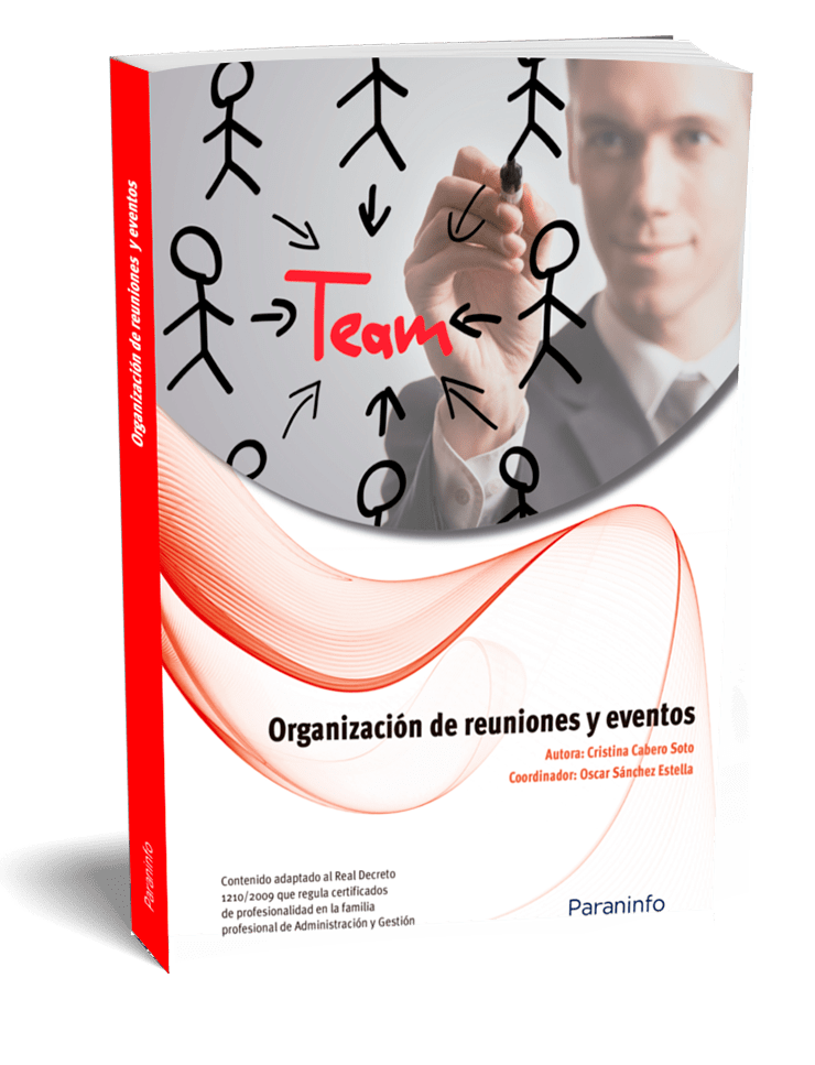 Organización de reuniones y eventos Cristina Cabero Soto