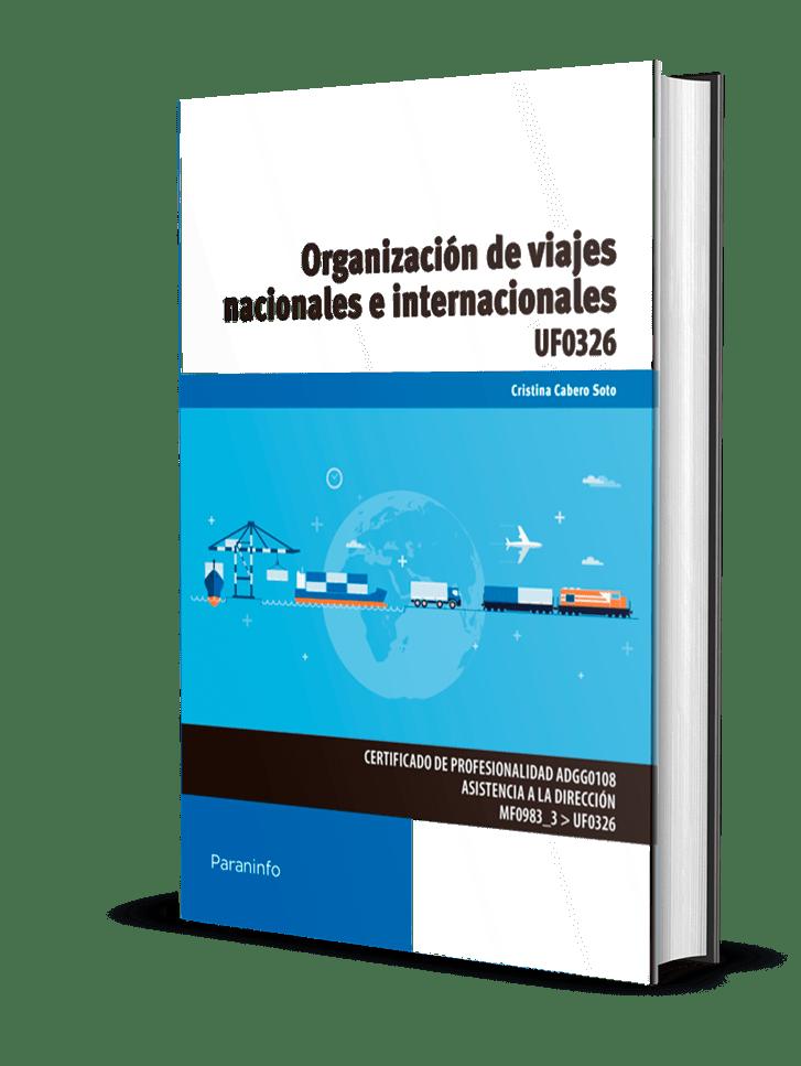Organización de viajes nacionales e internacionales Cristina Cabero Soto